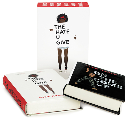 Angie Thomas 2-Book Box Set: The Hate U Give and On the Come Up Cover Image
