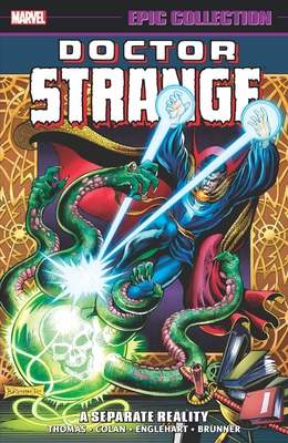 Doctor Strange Epic Collection: A Separate Reality Cover Image