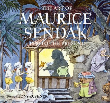 The Art of Maurice Sendak Cover