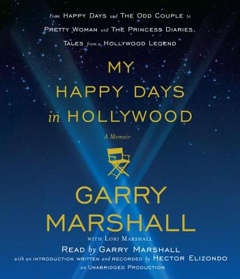 My Happy Days in Hollywood: A Memoir Cover Image