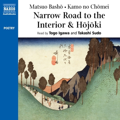 Narrow Road to the Interior & Hojoki Lib/E cover