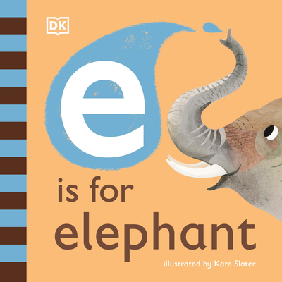 E is for Elephant Cover Image