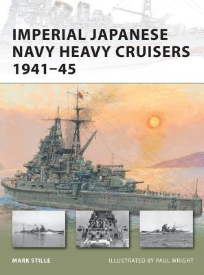 Imperial Japanese Navy Heavy Cruisers, 1941-45 Cover