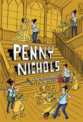 Cover for Penny Nichols
