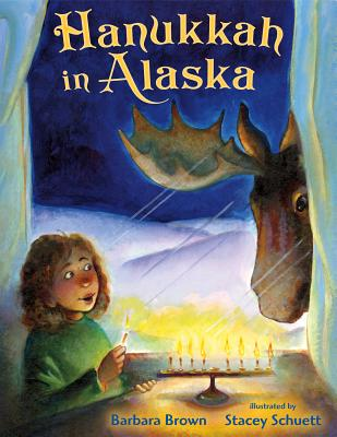 Hanukkah in Alaska Cover