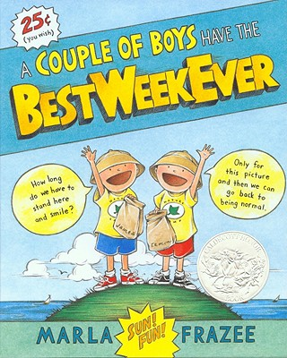 Couple of Boys Have the Best Week Ever, a (1 Hardcover/1 CD) [With Hardcover Book(s)] Cover Image