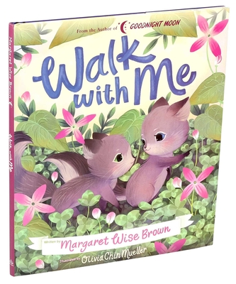 Cover for Walk with Me (Margaret Wise Brown Classics)