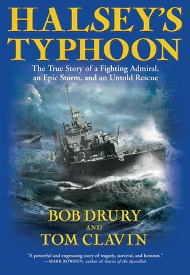 Halsey's Typhoon Cover