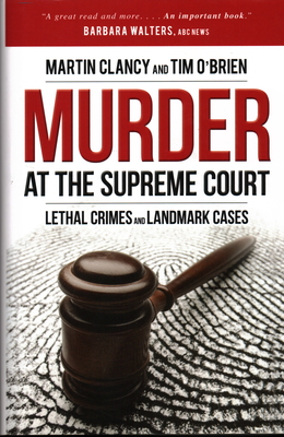 Murder at the Supreme Court Cover