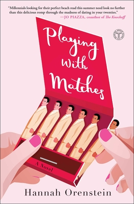 Playing with Matches: A Novel Cover Image