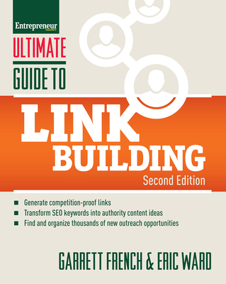 Cover for Ultimate Guide to Link Building