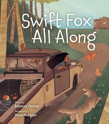Cover for Swift Fox All Along