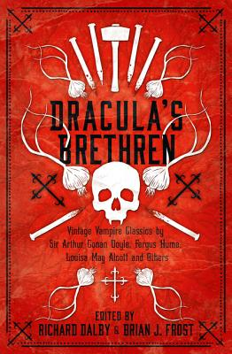 Dracula's Brethren (Collins Chillers) Cover Image