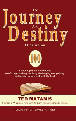 Cover for The Journey and Destiny of a Christian