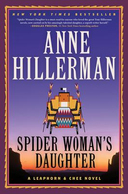 Spider Woman's Daughter: A Leaphorn, Chee & Manuelito Novel Cover Image