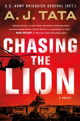 Chasing the Lion: A Novel Cover Image