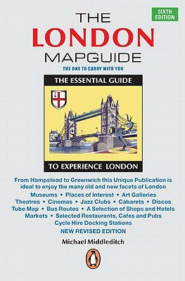 The London Mapguide Cover
