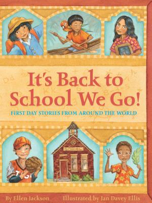 Cover for It's Back to School We Go!