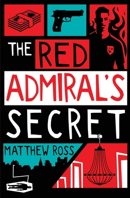 The Red Admiral's Secret Cover Image