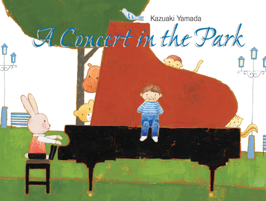 A Concert in the Park Cover Image