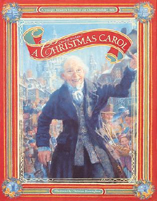 Charles Dickens' a Christmas Carol Cover