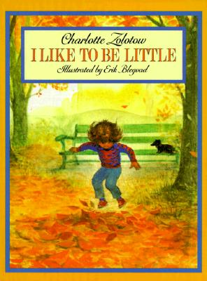 I Like to Be Little Cover