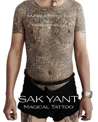 Sak Yant: Magical Tattoo Cover Image