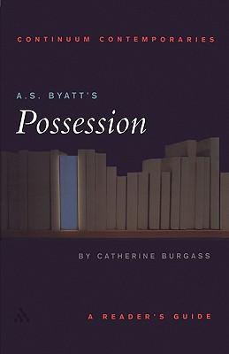 A.S. Byatt's Possession Cover