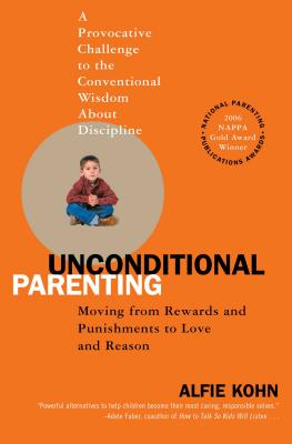 Unconditional Parenting Cover