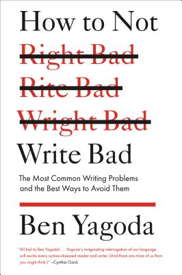 How to Not Write Bad Cover