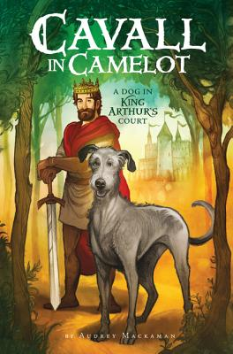 Cover for Cavall in Camelot #1