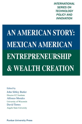 Cover for An American Story