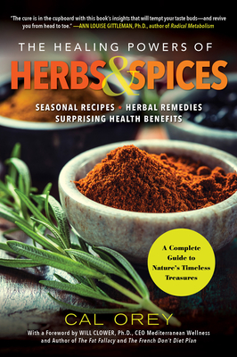 Cover for The Healing Powers of Herbs and Spices