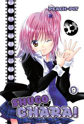 Shugo Chara!, Volume 9 Cover