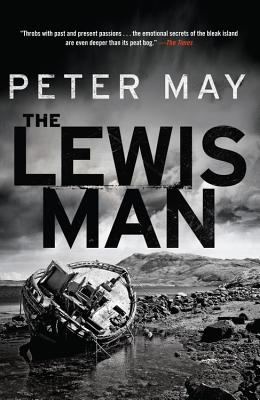 The Lewis Man: The Lewis Trilogy Cover Image