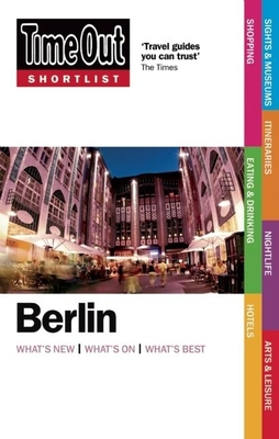Time Out Shortlist Berlin Cover