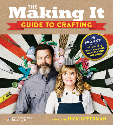 The Making It Guide to Crafting Cover Image