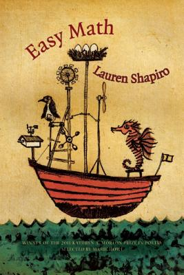 Cover for Easy Math (Kathryn A. Morton Prize in Poetry)