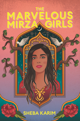The Marvelous Mirza Girls Cover