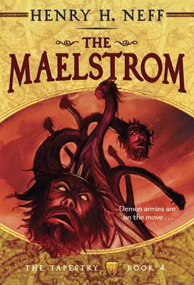 The Maelstrom (Tapestry (Yearling Books) #4) Cover Image