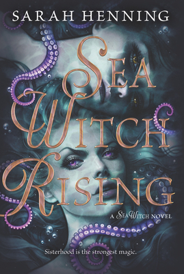 Sea Witch Rising Cover Image