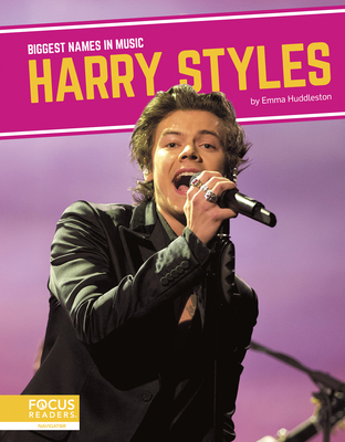 Harry Styles Cover Image