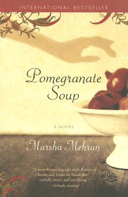 Pomegranate Soup Cover