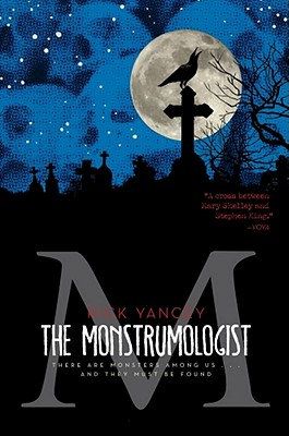 The Monstrumologist Cover