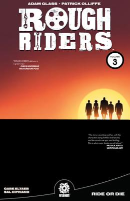 Cover for Rough Riders Vol. 3 Tpb