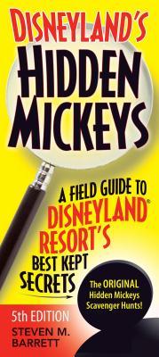 Disneyland's Hidden Mickeys Cover