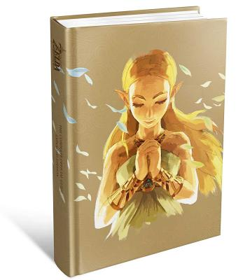 The Legend of Zelda: Breath of the Wild the Complete Official Guide: -Expanded Edition Cover Image
