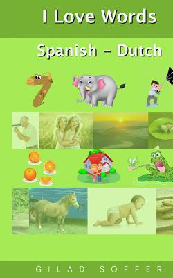 I Love Words Spanish - Dutch Cover Image