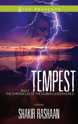Tempest: Book Three of the Chronicles of the Nubian Underworld Cover Image