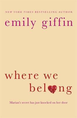 Where We Belong Cover